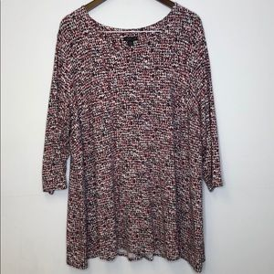 J. Jill Top Wearever Collection Size 2X